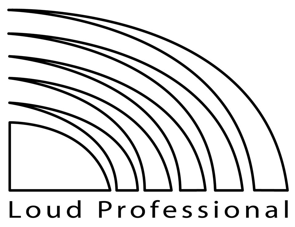 Logo-Loud-Professional-Black